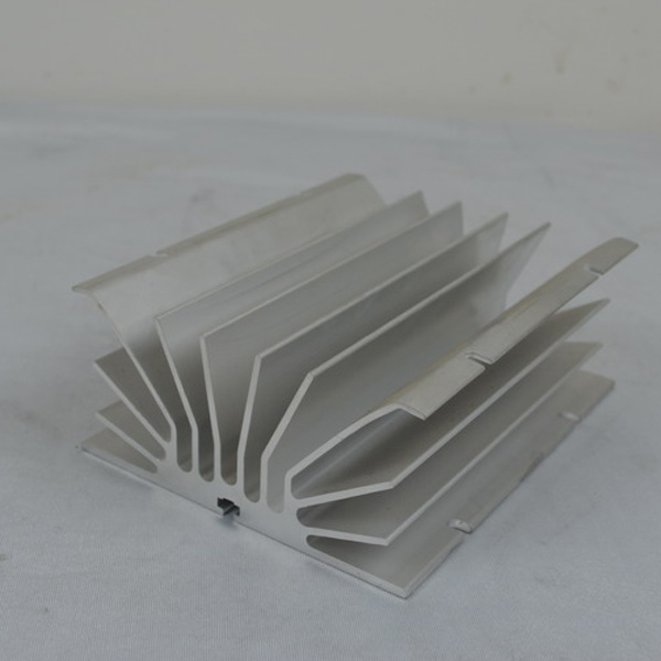 Foced Convection Type, Extrusion Heatsink Thermal Solution
