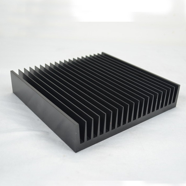 Forced Convection Heat Sink Thermal Solution