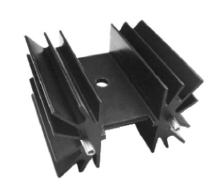 TO-3S Extrusion Heat Sink Solution