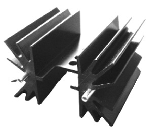 Board Level Cooling Heat Sink Thermal Solution